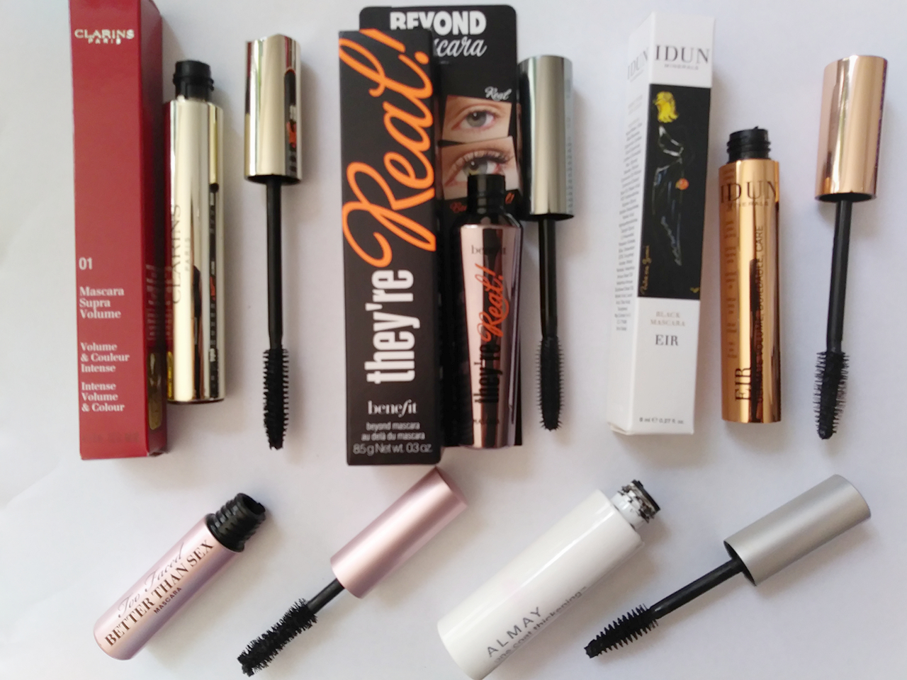 All Mascaras are NOT created Equal