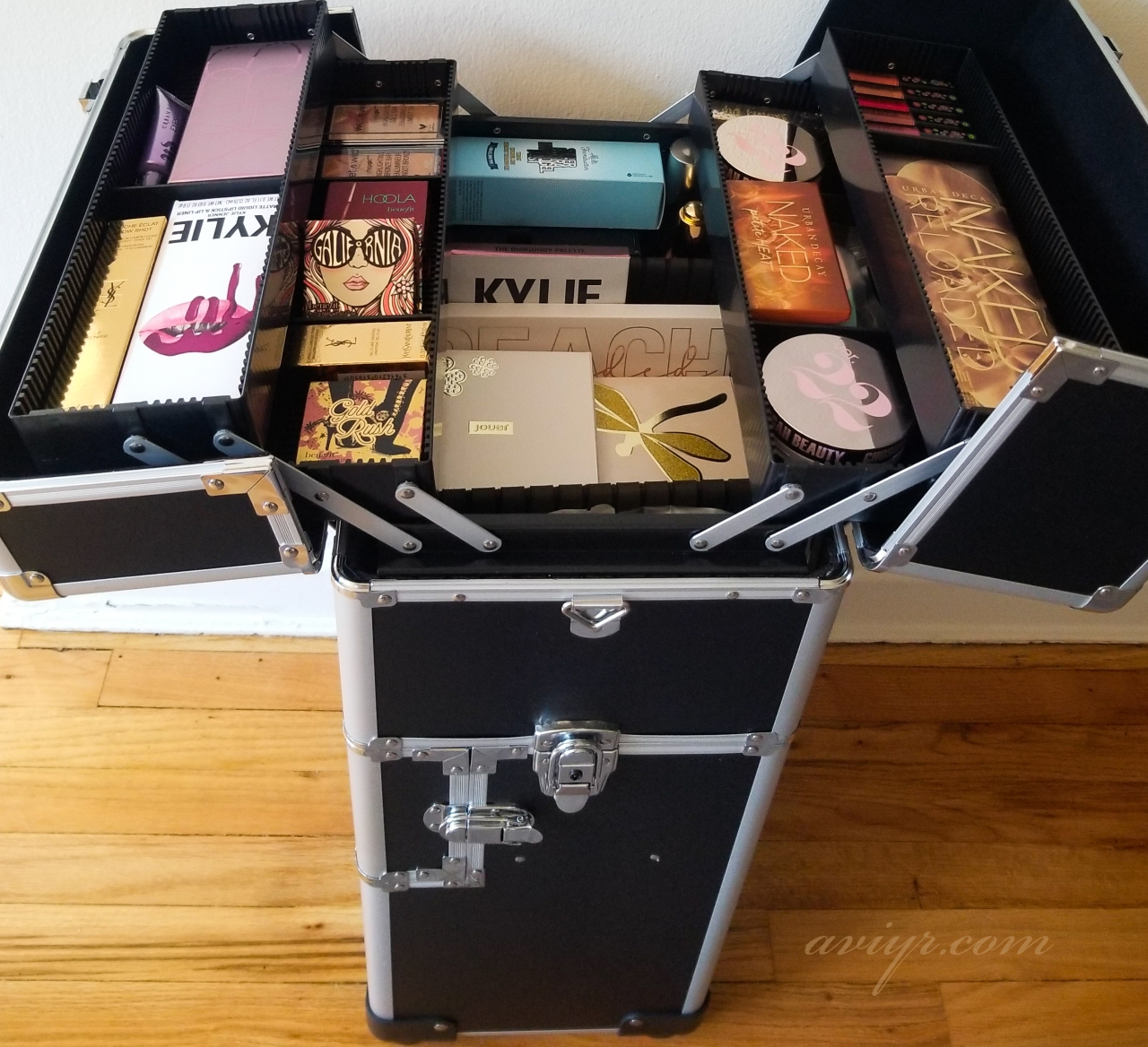 Yaheetech Professional Makeup CaseReview