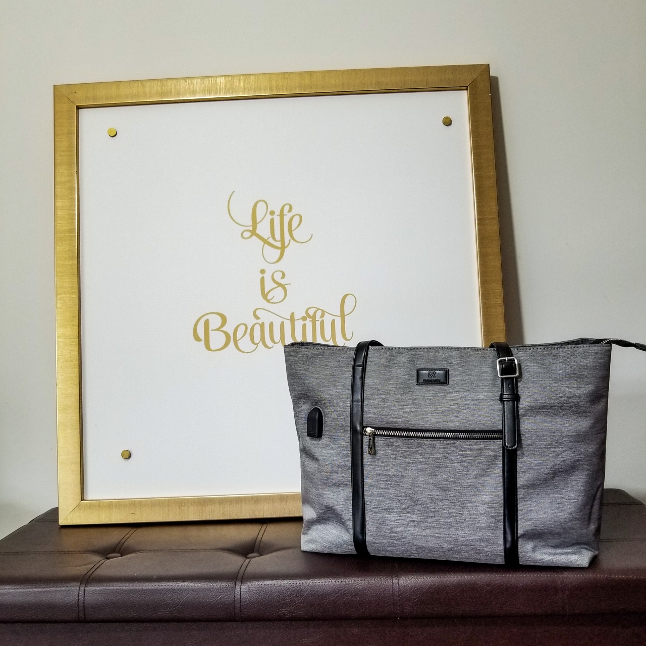 Tanto- The best Tote bag for moms