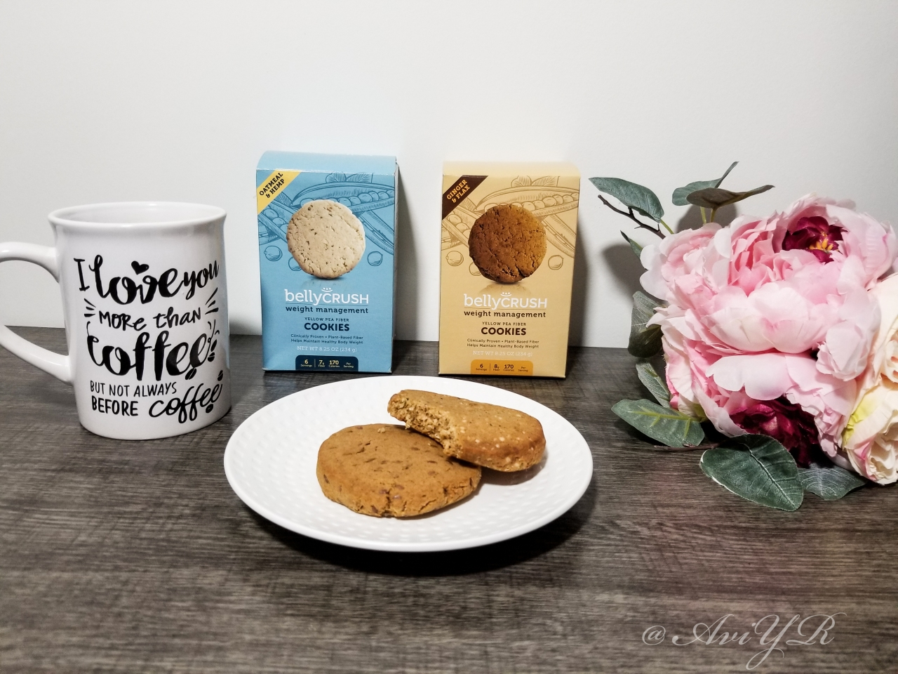 Belly Crush Weight LossCookies?!