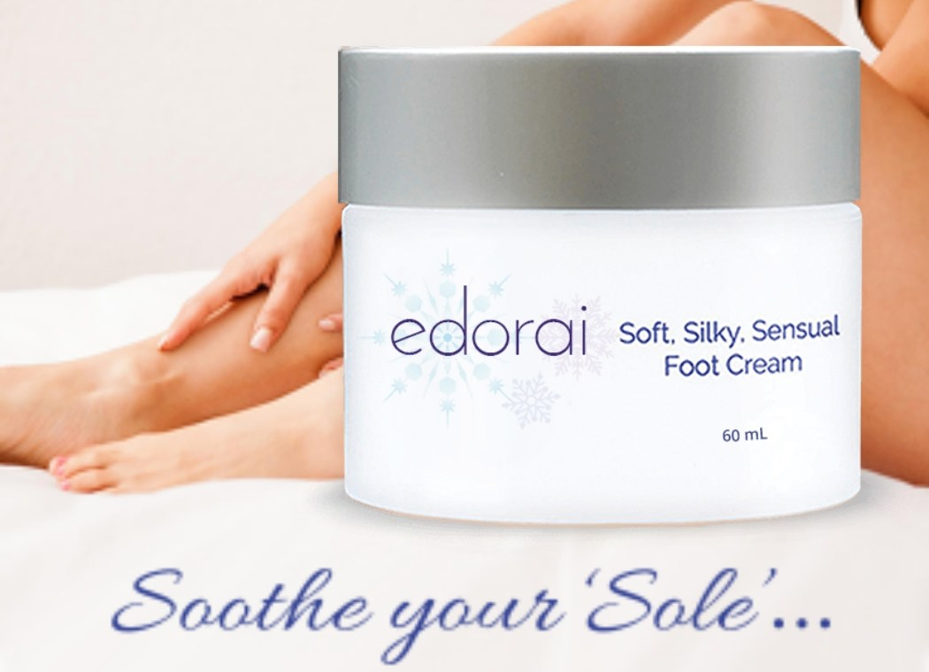 Edorai Silky Sensual Foot Cream